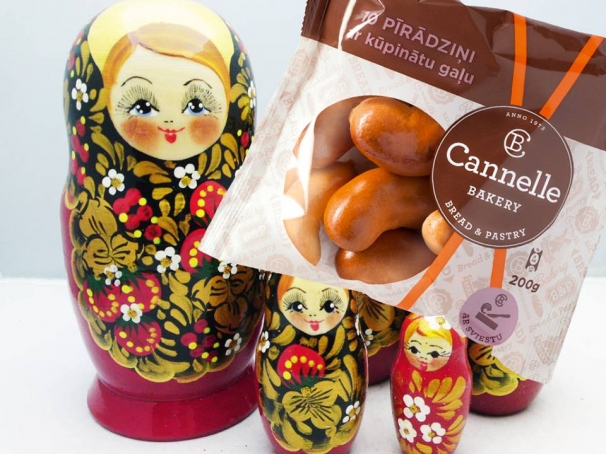 Cannelle Bakery for export markets