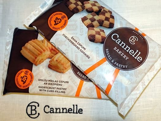 Cannelle Bakery novelties
