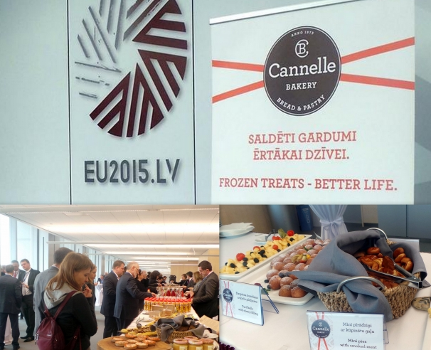 Cannelle Bakery – prezidentūras partneris