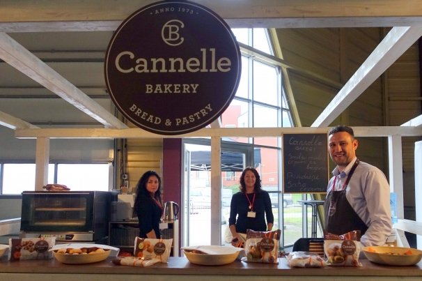 "Cannelle Bakery at ""Riga Food 2015"""
