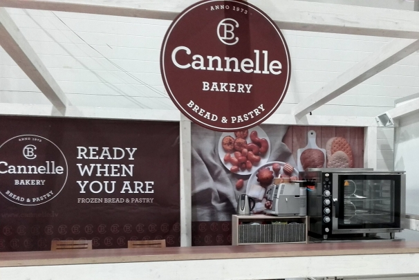 Cannelle Bakery at Tallinn FoodFair
