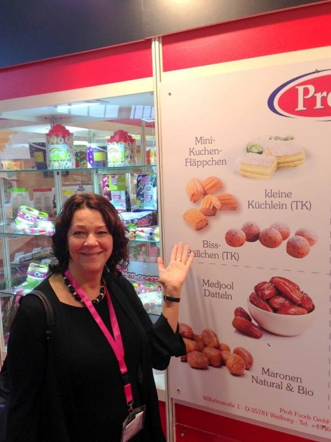 Cannelle Bakery at ISM 2016