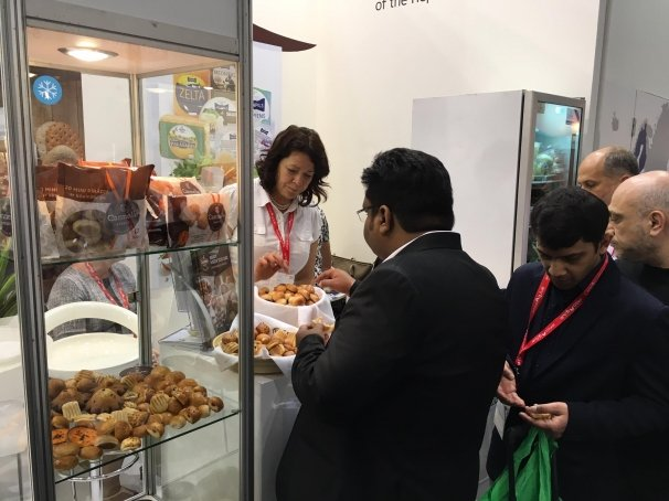 Cannelle Bakery at the Gulfood Trade Show