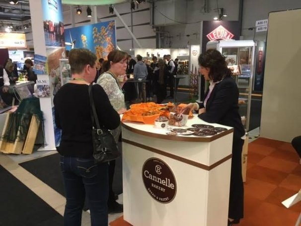 Cannelle Bakery at the Gastronord Trade Show