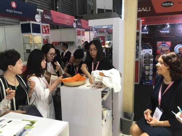 Cannelle Bakery Participates in Exhibition in China