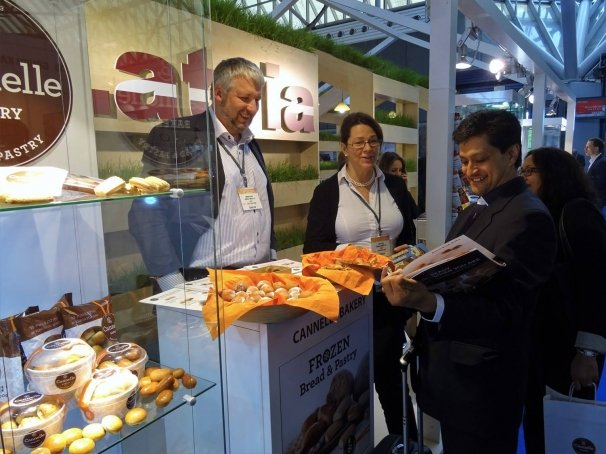 Cannelle Bakery at the International PLMA's World of Private Label 2016 Exhibition