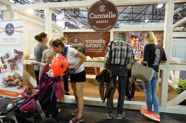 Cannelle Bakery at