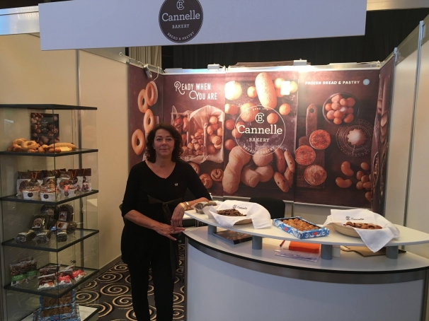 Cannelle Bakery Participates at the Monolith GmbH 20th Anniversary Trade Fair