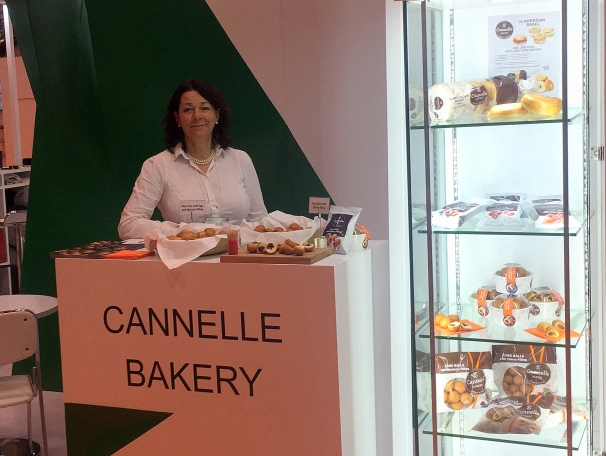 Cannelle Bakery at the Foodex Japan 2018 Exhibition