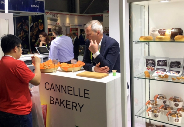 Cannelle Bakery has participated in Food & Hotel Asia,