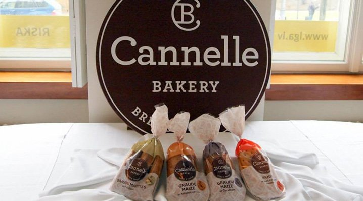 Launch of the new Cannelle Bakery brand